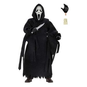 SCREAM FIGURA 20 CM GHOSTFACE CLOTHED ACTION FIGURE