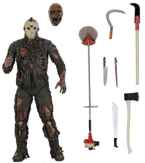 VIERNES 13 PARTE 7 FIGURA 18CM ULTIMATE NEW BLOOD JASON