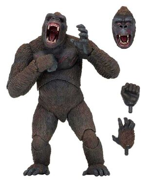 KING KONG FIGURA 20CM SCALE ACTION FIGURE