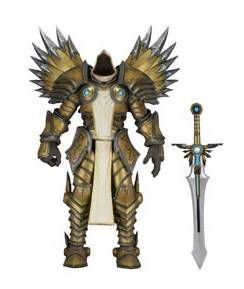 HEROES OF THE STORM FIGURA 18 CM TYRAEL SERIE 2