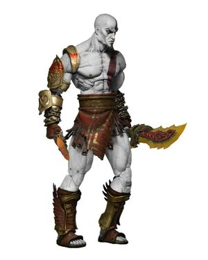 GOD OF WAR 3 FIGURA 18 CM ULTIMATE KRATOS