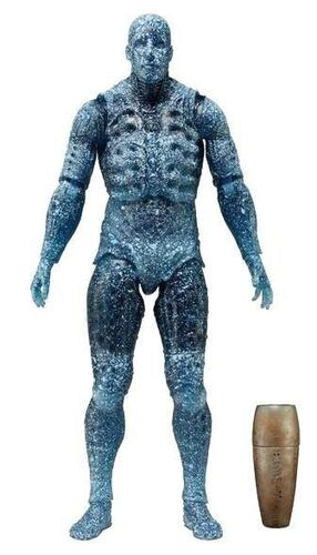 PROMETHEUS FIG 20CM DELUXE SERIE 3 - CHAIR SUIT ENGINEER (HOLOGRAPHIC)
