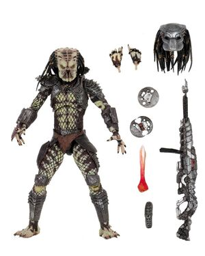 ULTIMATE SCOUT PREDATOR FIGURA 18 CM SCALE ACTION FIGURE PREDATOR 2