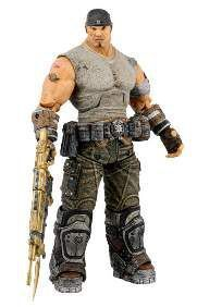 GEARS OF WAR 3 FIG 18CM SERIE 3 - JOURNEY'S END MARCUS
