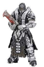 GEARS OF WAR 3 FIG 18CM SERIE 3 - SAVAGE THERON VERSION 1
