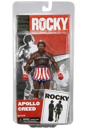 ROCKY FIG 18CM APOLLO CREED NORMAL