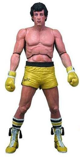 ROCKY FIG 18CM SERIE 3 - ROCKY BALBOA (VERSION 3)