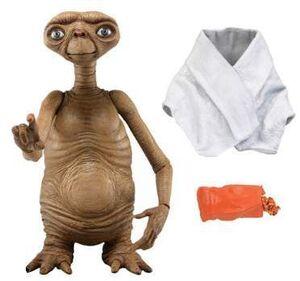 E.T. EL EXTRATERRESTRE SERIE 1 FIG 13CM - GALACTIC FRIEND