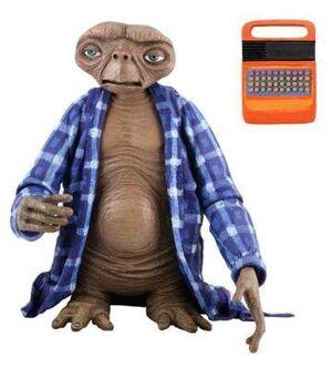 E.T. EL EXTRATERRESTRE SERIE 2 FIG 13CM - TELEPATHIC