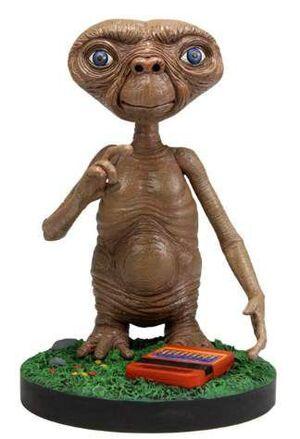 E.T. EL EXTRATERRESTRE CABEZON 13CM