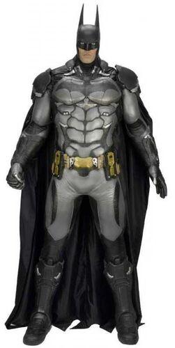 BATMAN ARKHAM KNIGHT ESTATUA TAMAÑO NATURAL BATMAN(GOMA ESPUMA/LATEX)188CM