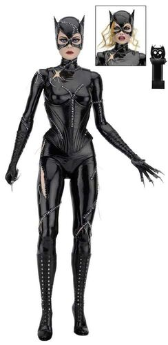 BATMAN RETURNS FIG 45CM CATWOMAN (MICHELLE PFEIFFER)