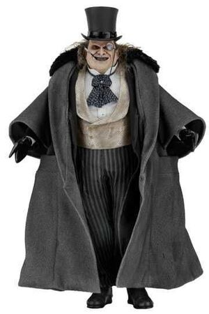 BATMAN RETURNS FIG 38 CM MAYORAL PINGUIN (DANNY DEVITO)
