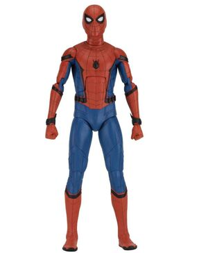 SPIDERMAN HOMECOMING FIGURA 45 CM 1/4 SCALE SPIDER-MAN MARVEL (NECA)