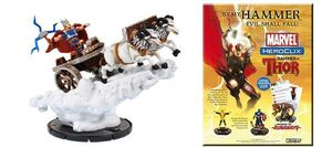 MARVEL HEROCLIX - HAMMER OF THOR BOOSTER PACK