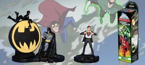 DC HEROCLIX - BRAVE AND THE BOLD BOOSTER PACK