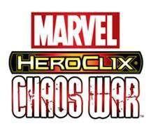 MARVEL HEROCLIX - CHAOS WAR BOOSTER