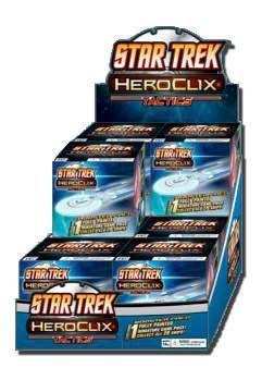 HEROCLIX TACTICS STAR TREK BOOSTER