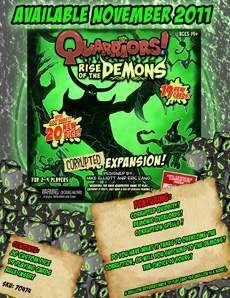 QUARRIORS - RISE OF THE DEMONS (EXPANSION)