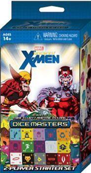 DICE MASTERS UNCANNY X-MEN STARTER SET (INGLES)