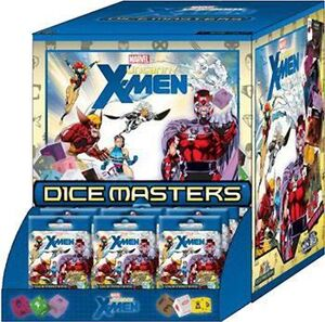DICE MASTERS UNCANNY X-MEN SOBRES (INGLES)