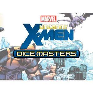 DICE MASTERS THE UNCANNY X-MEN SET-UP BOX (INGLES)