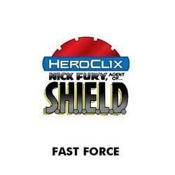 MARVEL HEROCLIX: NICK FURY SHIELD FAST FORCE