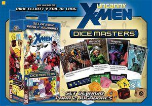 DICE MASTERS UNCANNY X-MEN STARTER (CASTELLANO)