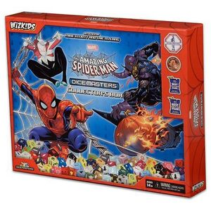MARVEL DICE MASTERS: SPIDERMAN COLLECTOR BOX