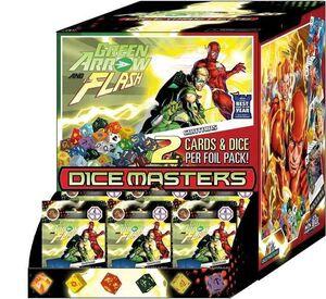 DICE MASTERS DC - GREEN ARROW & FLASH GRAVITY FEED (SOBRE)