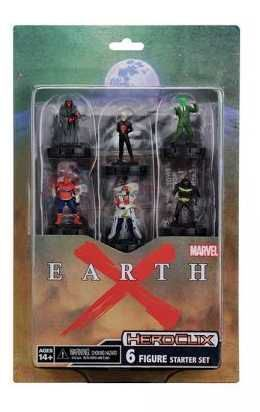 MARVEL HEROCLIX EARTH X FAST FORCES