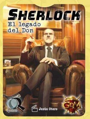 Q SERIE 3: SHERLOCK: EL LEGADO DEL DON