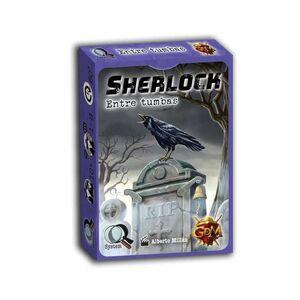 Q SERIE 4: SHERLOCK: ENTRE TUMBAS