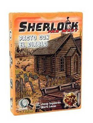 Q SERIE 5: SHERLOCK: PACTO CON EL DIABLO