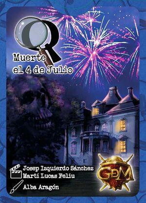 Q SERIE 1: MUERTE EL 4 DE JULIO JCNC