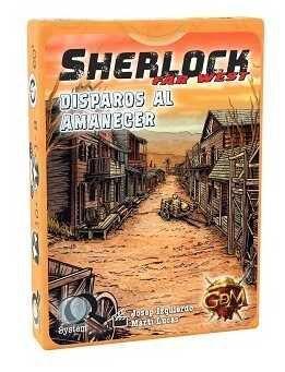 Q SERIE 5: SHERLOCK: DISPAROS AL AMANECER