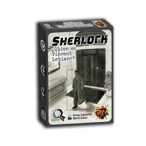 Q SERIE 4: SHERLOCK: QUIEN ES VINCENT LEBLANC?