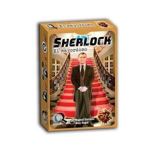 Q SERIE 4: SHERLOCK: EL MAYORDOMO