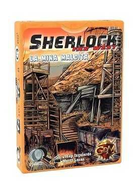 Q SERIE 5: SHERLOCK: LA MINA MALDITA