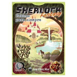 Q SERIE: SHERLOCK: FELICES PARA SIEMPRE