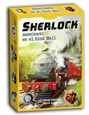 Q SERIE 6: SHERLOCK: ASESINATO EN EL SIND MAIL
