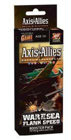 AXIS & ALLIES NAVAL MINIATURES: WAR AT SEA FLANK SPEED