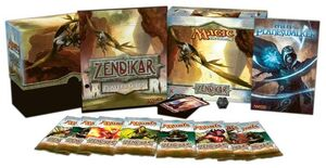 MAGIC- ZENDIKAR FAT PACK