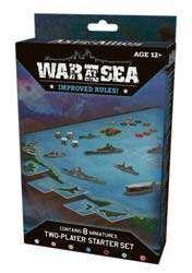 AXIS & ALLIES NAVAL MINIATURES: WAR AT SEA STARTER 2010