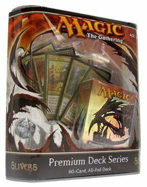 MAGIC- PREMIUM DECK SERIES: SLIVERS