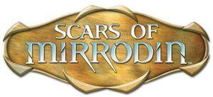 MAGIC- SCARS OF MIRRODIN SOBRE