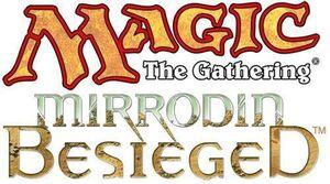 MAGIC- MIRRODN BESIEGED SOBRE INGLES