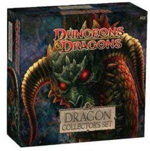 D&D MINIATURES: DRAGON COLLECTOR SET