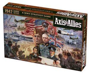 AXIS & ALLIES 1942 2ª EDICION (INGLES)