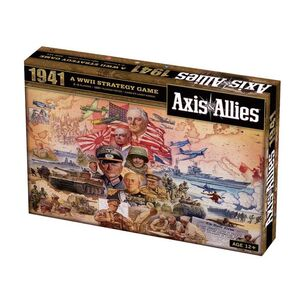 AXIS & ALLIES 1941 (INGLES)